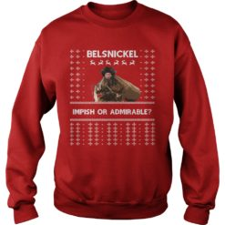 Belsnickel Impish or Admirable Christmas sweatshirt shirt - Special t shirt for everyone. Available in a variety of styles and colors. Buy yours now before it is too lat 1 247x247
