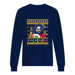 Jerry Garcia Christmas sweatshirt shirt - bbbbbbbb 247x247