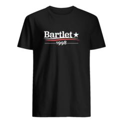 Bartlet 1998 shirt shirt - g 1 247x247