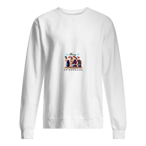 Merry Friendsmas Christmas sweater shirt - gg 510x510