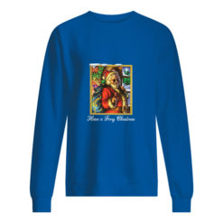 Santa Claus have a Jerry Christmas sweater shirt - rrrrrrrrr 247x247