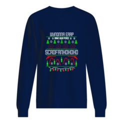 Wynonna Earp Christmas sweater shirt - ttttttt 247x247