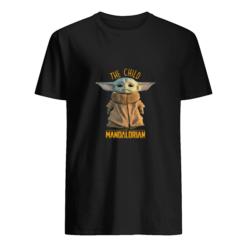 The Child Baby Yoda Mandalorian shirt shirt - w 4 247x247