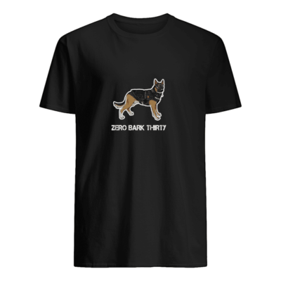 Zero Bark Thirty shirt shirt - zero bark thirty shirt long sleeve men s t shirt black front 400x400