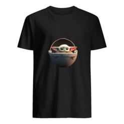 Baby Yoda Child Vector shirt shirt - m 247x247