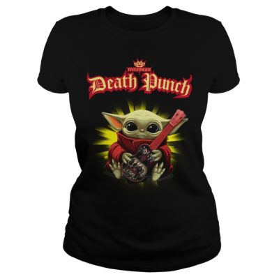 Baby Yoda Hug Five Finger Death Punch shirt shirt - So the best for the choice of the customer for this shirt.v 1 400x400