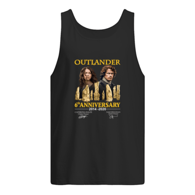 Outlander 6th Anniversary shirt shirt - ee Copy 400x400