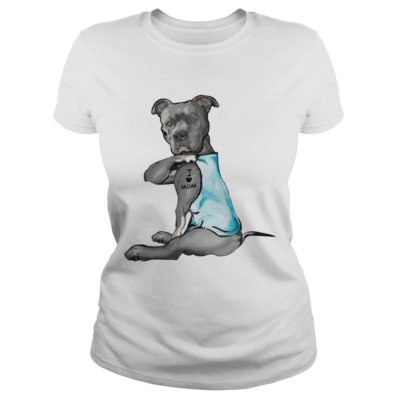 Pitbull dog I love Mom shirt shirt - Buy now great t shirt for you friends and who you love in the here. 400x400