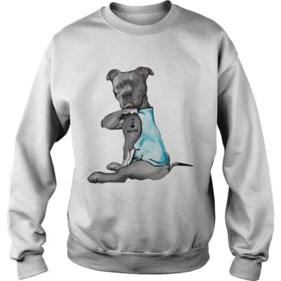 Pitbull dog I love Mom shirt shirt - Buy now great t shirt for you friends and who you love in the here.vv  400x400