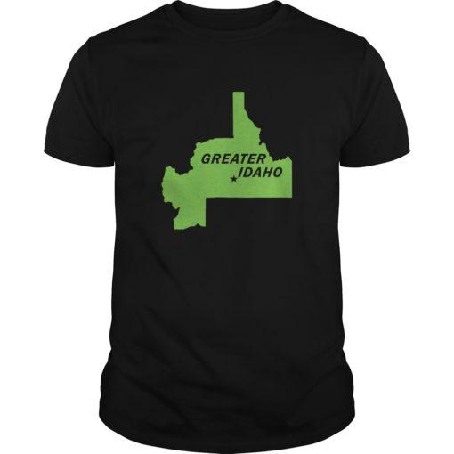 Greater Idaho Map 2020 shirt shirt - Greater Idaho Map 2020 shirt 510x510