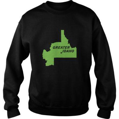 Greater Idaho Map 2020 shirt shirt - Greater Idaho Map 2020 shirtvvv 400x400