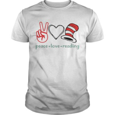 Peace love reading shirt shirt - peace love reading shirtv 400x400