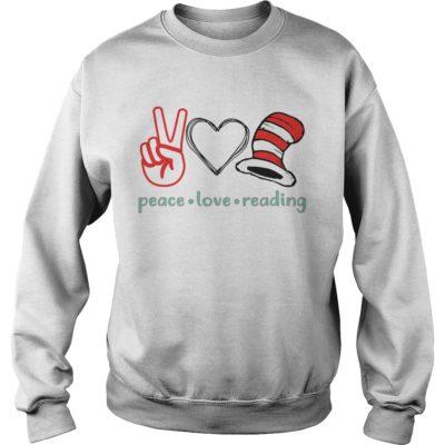 Peace love reading shirt shirt - peace love reading shirtvvvv 400x400