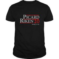Picard Riken 2020 make it so shirt shirt - Picard Riken 2020 make it so shirt 247x247