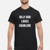 Billy Bob loves Charlene shirt shirt - billy bob loves charlene sweatshirt men s t shirt black front 1 100x100