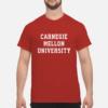 Billy Bob loves Charlene shirt shirt - carnegie mellon university shirt men s t shirt red front 1 100x100