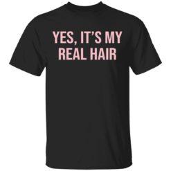 Yes it's my real hair shirt shirt - b 2 247x247