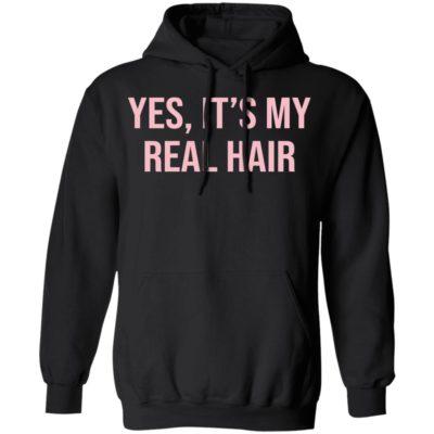 Yes it's my real hair shirt shirt - bbbb 1 400x400