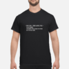 Perhaps this is the moment for which you have been created nurse shirt shirt - social distancing im finnish ive been training for this my whole life shirt men s t shirt black front 1 100x100