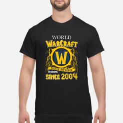 World Warcraft social distance training since 2004 shirt shirt - world warcraft social distance training since 2004 t shirt men s t shirt black front 1 247x247