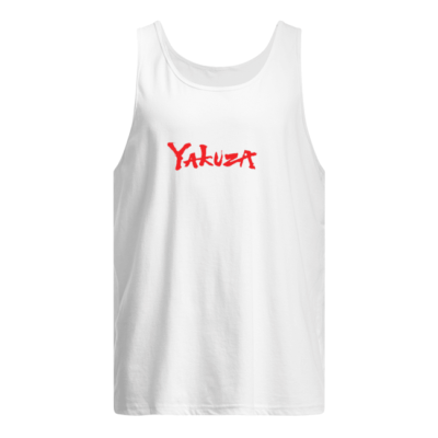 Yakuza 0 Insulated shirt shirt - yakuza 0 insulated shirt men s tank top white front 400x400