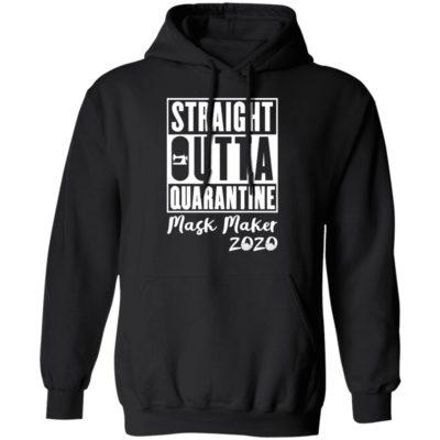 Straight outta quarantine mask maker 2020 shirt shirt - yyyyy 400x400