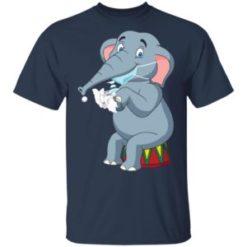 Elephant mask wash your hand shirt shirt - Elephant mask wash your hand shirt 247x247