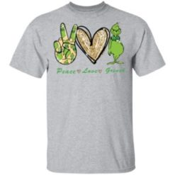 Peace Love Grinch shirt shirt - Peace Love Grinch shirt 247x247